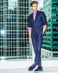 Perry Ellis' show hits the runway on September 4th. OCF_362_Bloomberg