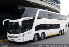 2014 Volvo Marcopolo Paradiso G7 1800DD - Itapemirim Brazil