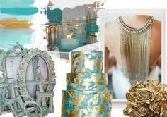 Turquoise Marble and Gold Inspo Board Unique Wedding Invitations, Unique Weddings, Pillar Candles, Marble, Turquoise, Ink, Board, Water, Gripe Water