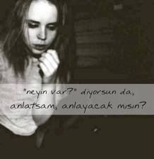 Anlayacak mısın?