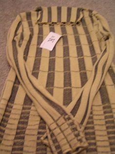 Womens Pullover Sweater Anne Klein Collection Multicolor Striped Turtleneck #AnneKlein #Turtleneck