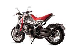 Honda CB Six50 CB4 Street Tracker #motorcycles #streettracker #motos | caferacerpasion.com