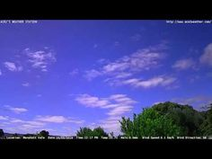 Adelaide weather time Lapse  Fri 25 03 2016