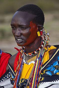 Darrel Gulin Photography | Gallery | Masai Tribe II