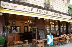 Le Square Trousseau, Paris
