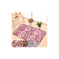 50x80cm Absorbent Anti Slip Memory Foam Floor Mat Doorsill Carpet Bath... ($7.49) ❤ liked on Polyvore featuring home, bed & bath, bath, bath rugs, white, white bath rug, memory foam bathroom rug, white bathroom rug and memory foam bath rug