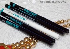 All 5 Lakme Eyeconic Kajal Pencils Review, Price, Swatches