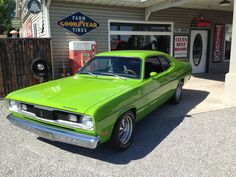 1970 Plymouth Duster 340 Click to Find out more - http://fastmusclecar.com/1970-plymouth-duster-340/