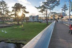 Liffey Linear Park: Newbridge - County Kildare (Ireland) Linear Park, My Town, Case Study, The Locals, 18th Century, North America, Parks, Ireland, Bridge
