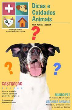 Dicas e Cuidados Animais (BR) Nº 2 - Abril 2016   Revistas e Jornais