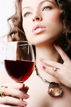 Red wine anti aging