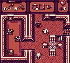 Mini-characters and various fantasy stuff for gameboy-like (or Famicom-like) games (roguelikes-likes, zelda-likes, RPG. Game Level Design, Game Design, Final Fantasy, Top Down Game, Cool Pixel Art, Pixel Art Games, Pixel Design, Game Concept, Crazy Colour
