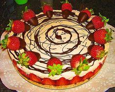 Erdbeer - Mascarpone - Torte (Rezept mit Bild) von MaikäferSilke   Chefkoch.de