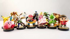 ZOMG, it's an Amiibo (photo gallery)! - http://videogamedemons.com/news/zomg-its-an-amiibo-photo-gallery/