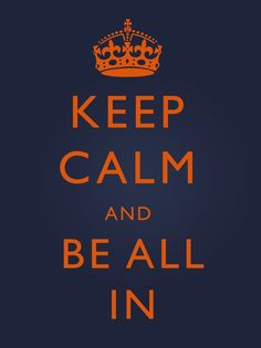 """All In"" for AU"