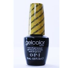 OPI Gelcolor Oy-Another Polish Joke, 0.5 oz