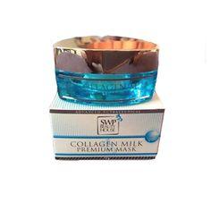 โปรโมชั่นดีๆ<SP>SWP Collagen Milk Premium sleeping Mask มาส์กหน้าช่วงเวลานอนหลับ 15 g.++SWP Collagen Milk Premium sleeping Mask มาส์กหน้าช่วงเวลานอนหลับ 15 g. น้ำนมและคอลลาเจนเข้มข้น ครีมมาร์คหน้าขาวใสดูแลผิวอย่างล้ำลึก ผิวกระจ่างใสรูขุมขนกระชับ เต่งตึง เรียบเนียน นุ่มนวลไม่แห้งกร้าน 544 ...++