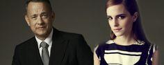 """El Círculo: La cinta protagonizada por Tom Hanks y Emma Watson ya tiene fecha de estreno  """"La adaptación cinematográfica de la novela homónima de Dave Eggers cuenta con James Ponsoldt ('Aquí y ahora') como director."""" Emma W..."""
