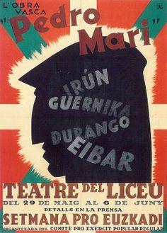 Spain - 1937. - GC - poster - Barcelona