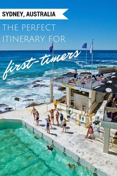 What to do on a trip to Sydney, Australia from Bondi Beach to Taronga Zoo to the Opera House.