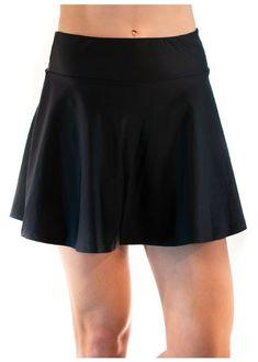 Full Coverage Modest Swimwear Bottoms for Women: Modest Swim Skirt/Skort + Shorts Source by ModLiFashion Bottoms Swim Skirt, Swim Dress, Bikini Mode, Sports Skirts, Casual Skirt Outfits, Women Swimsuits, Modest Swimsuits, Modest Shorts, Long Shorts