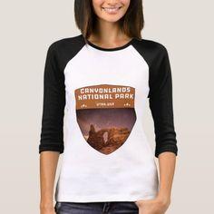 Canyonlands National Park Arch night sky utah T-Shirt baseball diy, baseball mom, baseball cards Canyonlands National Park, Hiking Gifts, Rottweiler Puppies, Camping Checklist, Camping Tips, Shirts For Girls, Baseball Mom, Baseball Cards, Utah