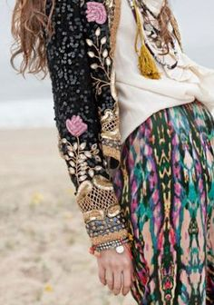 Relaxed Boho Style | Tribal on Tribal