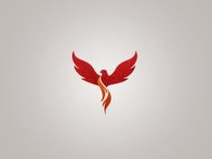 33 Minimalist Phoenix Tattoo Ideas: The Phoenix is a symbol of a third-stage Scorpio. These Scorpios exercise power through love,  healing and transformation. The Phoenix represents a Scorpio who has been transformed, and has reached deep within him/herself to embrace the more subtle, mystical qualities of the soul, rather than ones ego, and in result soar to spiritual heights like a bird on the wing.