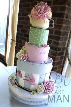 Ben the cake man! Amazing cakes