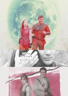 dean and charlie supernatural | Charlie Bradbury Charlie & Dean ★