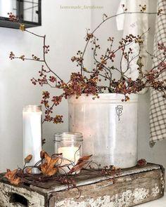 Thanksgiving Decorations, Seasonal Decor, Holiday Decor, Fall Home Decor, Autumn Home, Country Decor, Farmhouse Decor, French Farmhouse, Country Life
