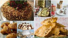 χριστουγεννιάτικα γλυκά Christmas Desserts, Christmas Baking, Christmas Recipes, Greek Cooking, Nutella, Sweet Recipes, Food Processor Recipes, Deserts, Muffin