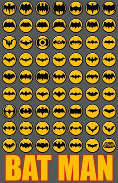 Evolution of Batman Im Batman, Batman Arkham, Batman Art, Lego Batman, Superman, Dc Comics Heroes, Batman Comics, Larp, Batman History