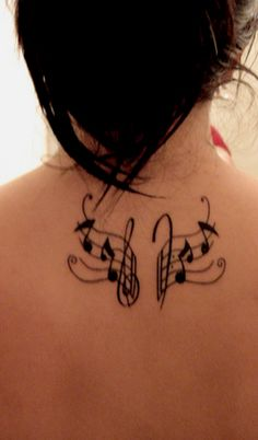 #music #tattoo #cute