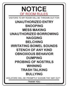 Bathroom Etiquette Signs bathroom cleanliness rules | restrooms > restroom etiquette > sign
