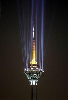 Milad Tower- Tehran, Iran