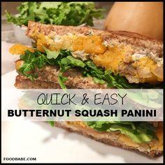 Best Butternut Squash Or Raw Butternut Squash Recipe on Pinterest