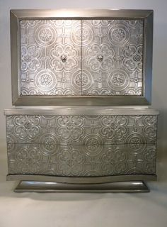 how to wallpaper furniture. Fine How Could Totally Do This Wembossed Wallpaper Intended How To Wallpaper Furniture