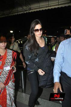 Katrina Kaif Leave For New Years Vacation