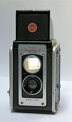 Vintage Kodak Duaflex ll Twin lens reflex style by CanemahStudios, $28.00
