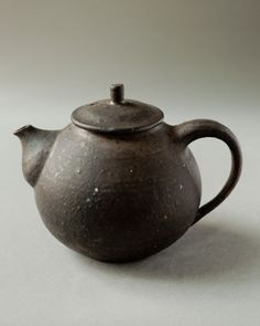 stout teapot