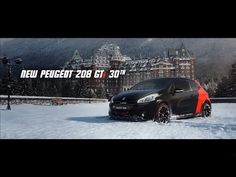 Peugeot 208 GTi 30th | The Legend Returns - YouTube