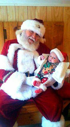 Rudolph to meet Santa! Of course!