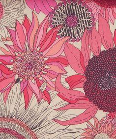 Liberty Art Fabrics Susanna C Tana Lawn | Fabric by Liberty Art Fabrics | Liberty.co.uk pink