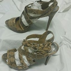 Shoes Shoes approximately 5 inches (heels) Charles David Shoes