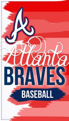Atlanta Braves baseball iphone screen saver from Venus Trapped in Mars