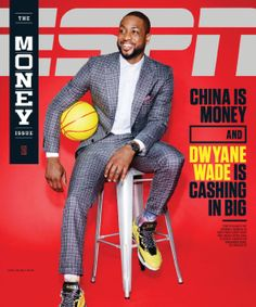 ESPN The Magazine - available through KCKPL Zinio digital magazine account.