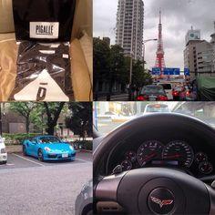さいきんのかつくら #pigalle#ピガール#tシャツ#円山町#東京タワー  車屋で働き始めました#アメ車#欧州車 メインでやってます日本にない車もアメリカの支社から持ってきます 車の売り買いは是非1度ご相談を笑 #在庫車探してます#車買います#そろそろ乗り換えませんか 笑 #国産車も買います  #porsche#porsche911#carrera#ポルシェ  #シボレー#chevrolet#コルベット#corvette#c6 #自分の車じゃない by winthick