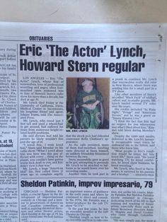 Howard Howard Stern Show, Pranks, King, Senior Pranks, Jokes