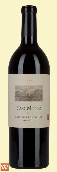 Yao Family Wines Yao Ming Cabernet Sauvignon
